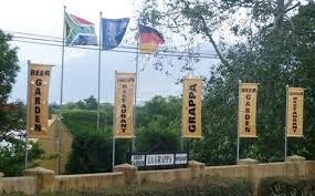 flagpoles banners