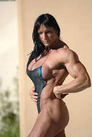 bodybuilders woman