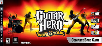 guitar hero iv world tour
