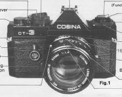 cosina camera