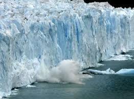 ice is melting