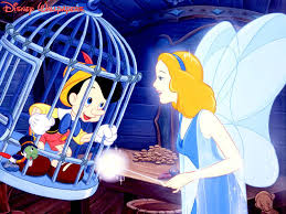 blue fairy pinocchio