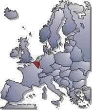 belgia map