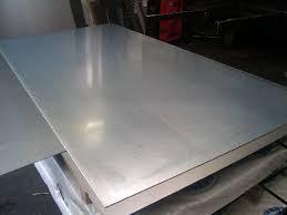 galvanised sheets