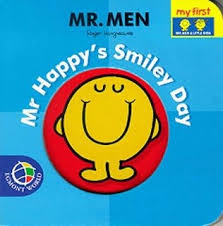 mr happy books
