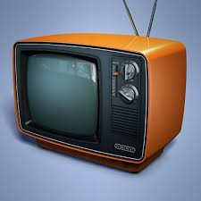 picture of a television set