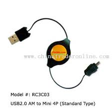 usb to 4 pin