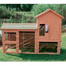 cool rabbit hutches
