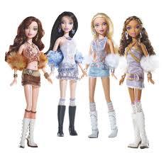 my scene barbie doll