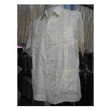 camisas guayaberas