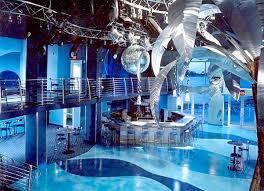 night club interiors