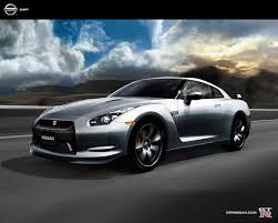 nissan gtr sports car