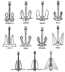 marine anchors