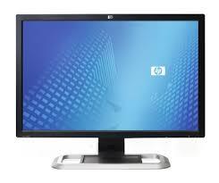 monitor lcd hp