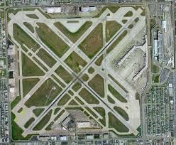 airport runway layout
