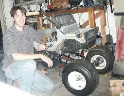 golf buggy wheels