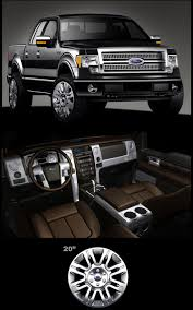 2009 ford f 150 platinum