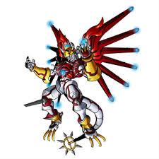 Digimon Adopts Xaki Game ShineGreymon