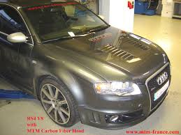 audi rs4 supercharged