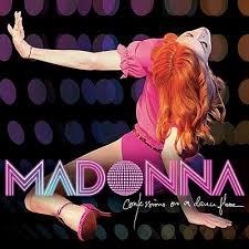 madonna confessions album