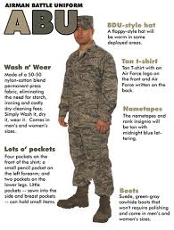 abu uniform