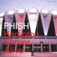 hampton comes alive phish