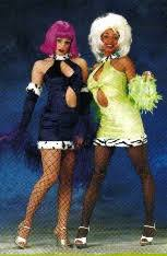 pimp and hoe costumes