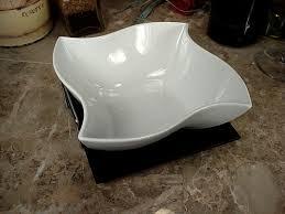 deep bowl