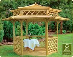 garden pagodas