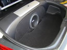 custom subwoofers boxes