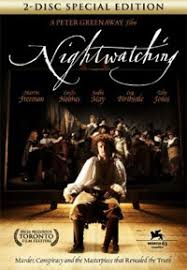 nightwatching dvd