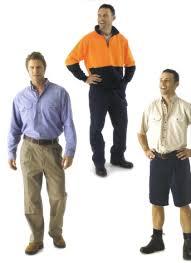 bisley work wear