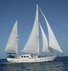 ketch yacht