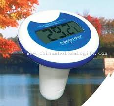 floating thermometers