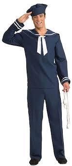 sailor man costumes