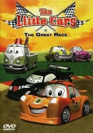 the little cars dvd