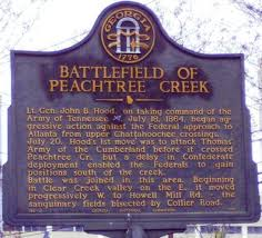 battle of peachtree creek