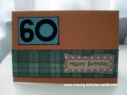 birthday cards 60th