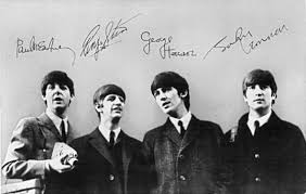 music of the beatles