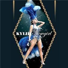 kylie showgirl dvd