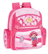 cartoon school bag