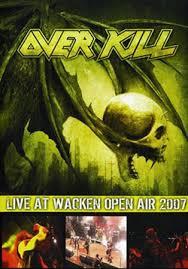overkill dvd