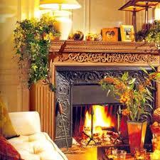fireplace mantle decoration