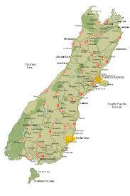 newzealand south island