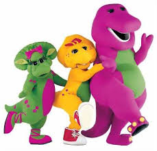 barney and friends pictures