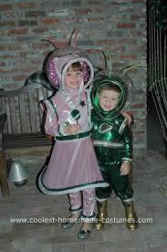 baby alien costume