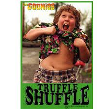 chunk truffle shuffle