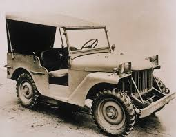 old jeep models