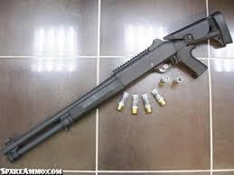 benelli semi automatic shotgun