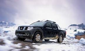 nissan warrior